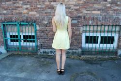 LEMON DRESS - OUTFIT