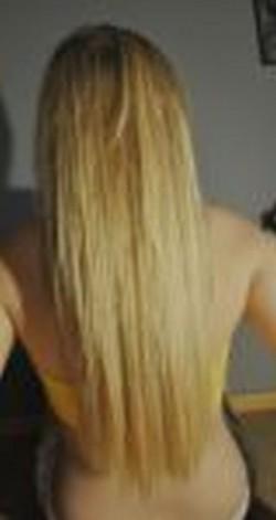 laminowanie włosów/porost/foto
