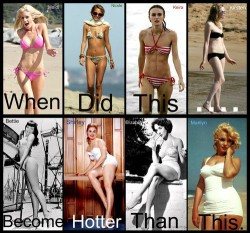 When did this become hotter than this!