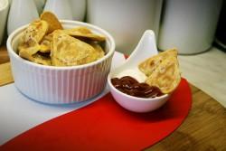 Mini tortille zapiekane z serem + zapowiedź konkursu