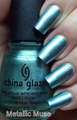 CHINA GLAZE- niesamowite lakiery!