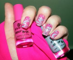 Nails.....  dirty job :)