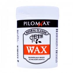 HENNA WAX TREATMENT - s.o.s dla czupryny!
