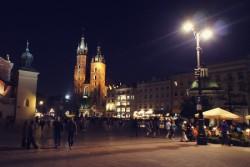 Z Krakowa zdjęć kilka ;)