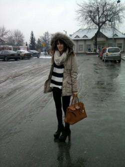 Moja zimowa stylizacja