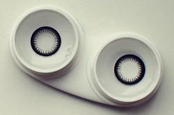 Big Eyes ColourVue. Natural Ring.