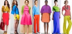 Wiosenna moda 2012
