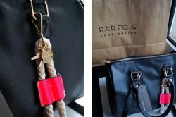 Parfois Bag black&neon