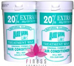 WAX Z ALOESEM ODŻYWCZY WOSK i tabletki wzmacniające włosy i paznokcie