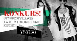 Stwórz własną stylizację i wygraj designerskie ubrania!