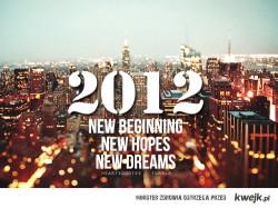 noworoczne plany