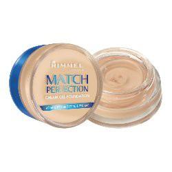 Rimmel, Match Perfection, Cream Gel Foundation