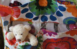 Organizer na łóżeczko