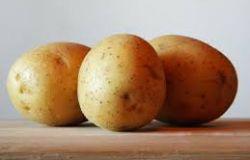 Ziemniak na piękną cerę.