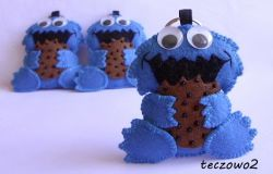 243. Cookie Monster