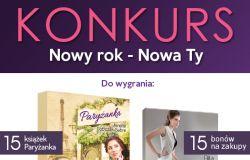 """Konkurs """"Nowy rok - nowa Ty"""""""