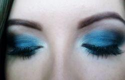 makijaż paletką Sleek STORM