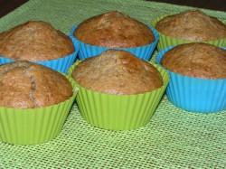 Muffinki z earl grey i białą czekoladą