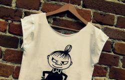 Koszulka oversize - zrób to sama