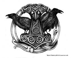 Asatru - Wiara przodków, część pierwsza