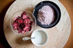 Domowy cukier truskawkowy i inne pierdoły
