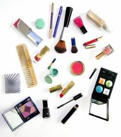 Kosmetyki których używam.