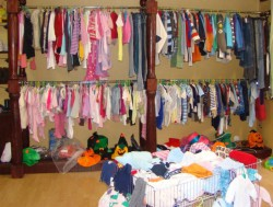 Używane ubranka dla dziecka