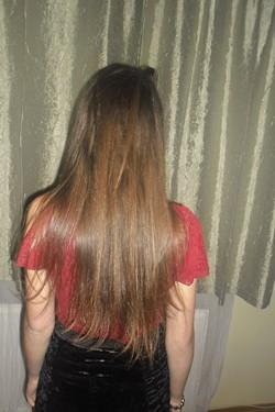 piękne włosy - domowe sposoby