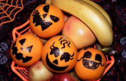Ozdoby Halloweenowe cz 2.(budżet)