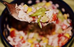 Szybka sałatka z tuńczykiem