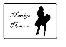 Projekt na pokrowiec z Marilyn Monroe ♥♥♥
