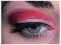 Lekcja makijażu - walentynkowa czerwień