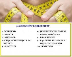 Oczyszczanie, dieta