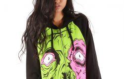 iron fist zombie ubrania
