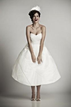 poszukiwana suknia slubna retro