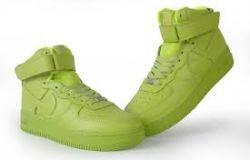 Nike Air Force 1 (czarne)