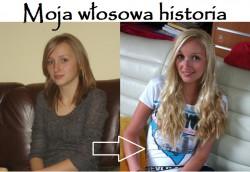 Moja Włosowa Historia :)