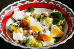 Szybka sałatka brokułowa do pracy
