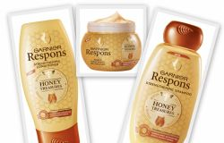 Honey treasures  Garnier