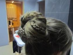 Sekrety urody ... ujarzmianie niesfornych włosów :)