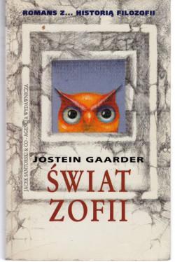"""Świat Zofii"" Josteina Gaardera."