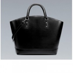 Zara Shopper Bag Black
