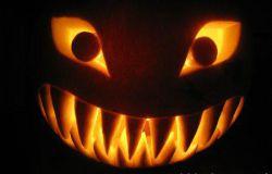 Halloween-przebranie wg. Dżonki :)