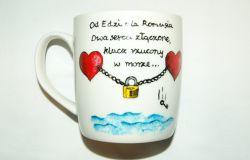 Pokochać... i moje truskawkowe deserki :)