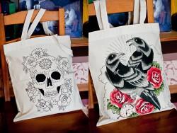 Kolejne dwie eko torby do kolekcji