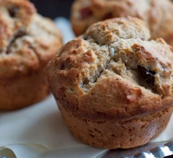 Wytrawne Texas Muffin z cheddarem