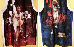 Koszulki koszykarskie NBA