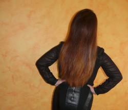 Piękne włosy i pierwszy wpis!