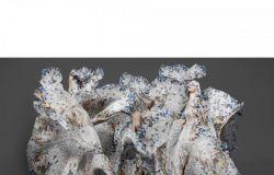 kolekcja szali Damien Hirst dla Alexander McQueen