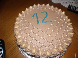 torcik czekoladowy;)